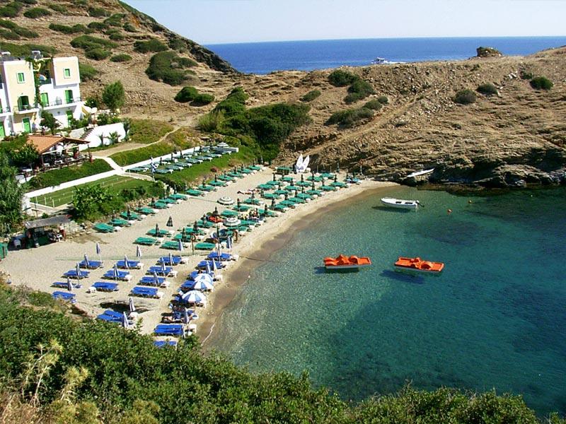 Οι παραλίες μας | Villa Estia
